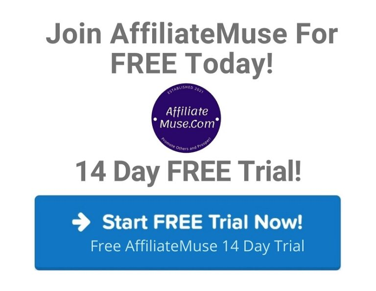 AffiliateMuse.Com14 Day FREE Trial!
